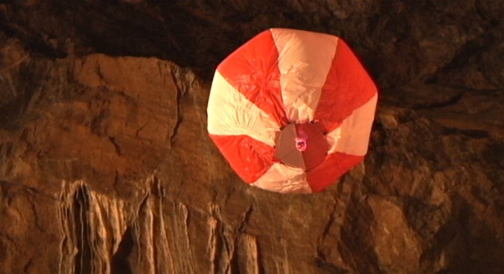 Les grottes de Rochefort