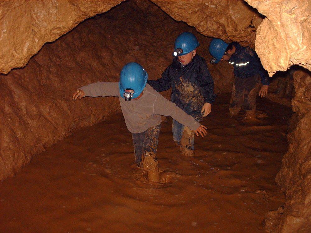La grotte d'Eprave