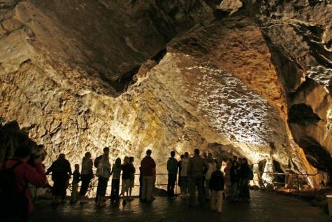 Les grottes de Han Sur Lesse