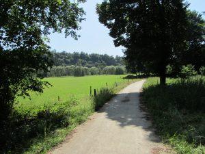 promenade de la colyre