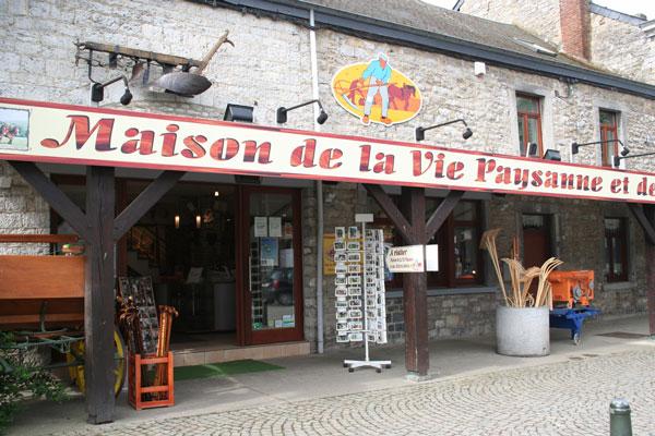 Musée de la vie paysane et des métiers oubliés