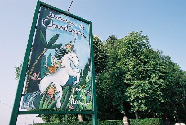 Journée récréative au domaine de Chevetogne