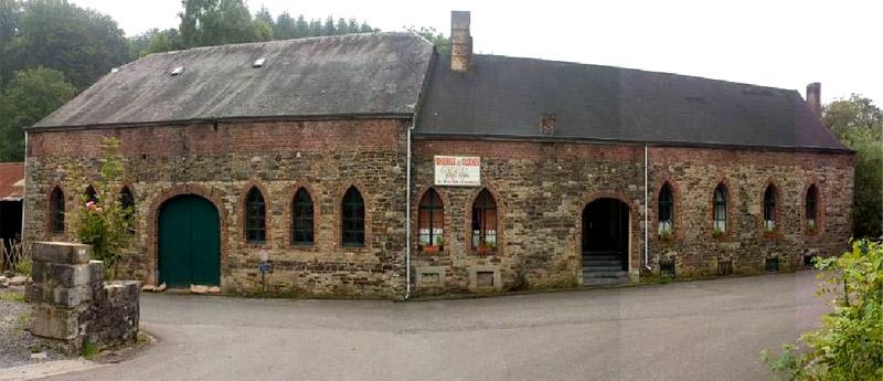 La fonderie de Tellin