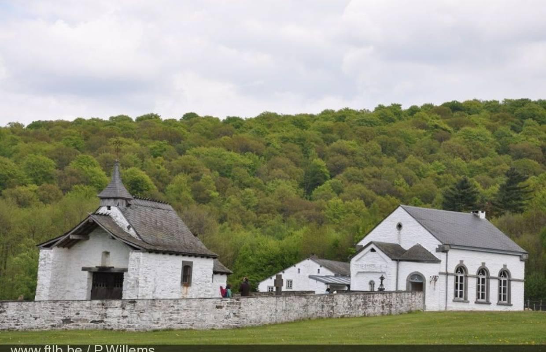 Journée pique-nique au musée de la vie rurale au Fourneau Saint-Michel