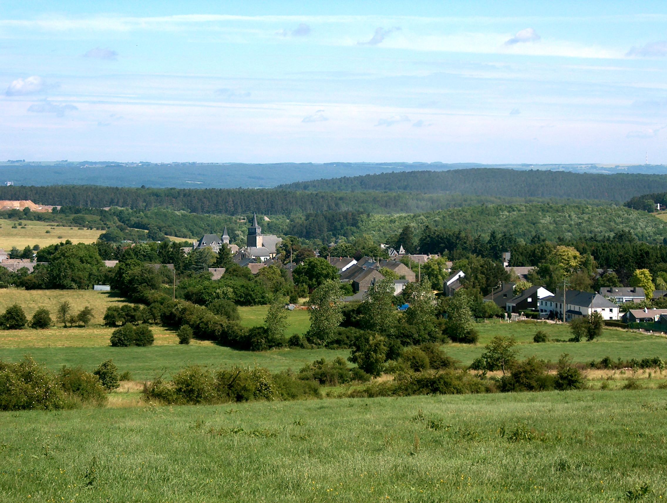 Découverte du village de Wellin au travers de son histoire